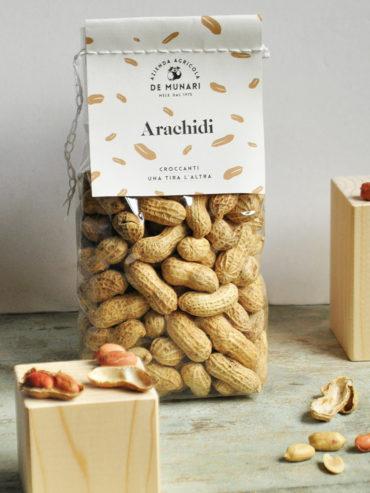 Le arachidi De Munari